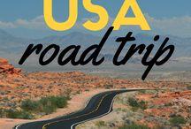 Road trips USA