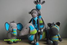 Crochet - amigurumi / by Lisa-Marie