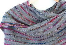 Knit multi color