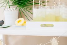 Party ideas tropical