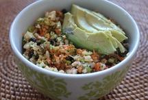 Salads (Non-Kale) / by Danielle Leroux