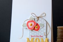 Cards: Mother's Day / by Amy L0uAldaMay