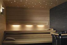 Interior: Sauna