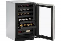 U-Line Wine Refrigerators / Wine Cellars / As the first North American appliance manufacturer to develop a residential wine preservation model, U-Line understands that wine requires proper storage. As opposed to simply chilling wine, U-Line attends to every detail in their Wine Captain® Models to protect and maintain wine during storage. U-Line's wide range of models with advanced temperature management systems best accommodate your wine preservation requirements and personal taste—in wine, as well as décor.