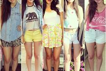 ♡¤Bethany Mota Collection¤♡ / Her collection at Aero is amazing! And her perfume, genius! Can't wait to try the new stuff!