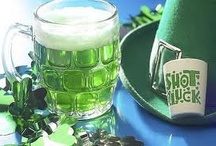 St. Patrick's Day / Lots of fun green ideas to help you celebrate St. Patrick's Day