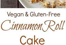 Gluten free & Milk free & Vegan