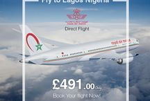 flights to nigeria
