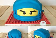 Jessy 9 ans : Lego Ninjago