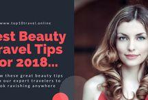 Beauty Travel Tips