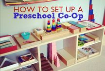 Homeschool Co-op / by Tiffany Scott
