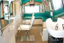 Mobile salons and nail bar