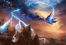 Candorbis: God of The Air, Storm and Sky