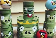Fun Games For Kids /hauskoja pelejä, leikkejä yms. lapsille