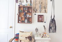 cute hippie rooms