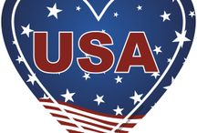 USA Sticker / Heart Sticker - Provides the best quality of heart shaped stickers at affordable prices.