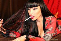 Asian Smoke-Stills