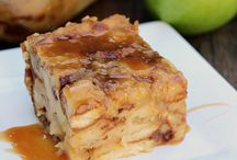 Apple Dessert Recipes / Yummy desserts that are all about apples. Apple   Foodie   Dessert   Homemade   Recipe   Healthy Living   Treat   Pie   Cake  