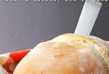 breads, scones etc