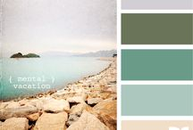 Colour Inspirations / by Carmen