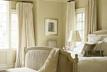 Beautiful Bedrooms / A love of all things french, shabby and vintage with a touch of casual elegance.
