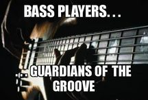 Bass Players Guardians of the Groove