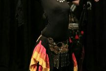 Indonesian Tribal Fusion Bellydancer / Desi Ardy - Founder of Tribal Babes Indonesia, the pioneer of Tribal Fusion Bellydance community in Indonesia