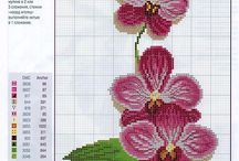 Ideas - cross-stitch mini