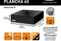 Les accessoires pour protéger La Plancha ENO / Découvrez les housses et capots pour protéger votre Plancha ENO