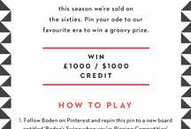 Boden's swing when your pinning competition x / Love of Boden clothing
