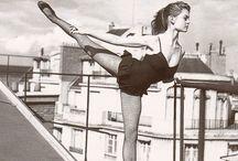 Винтажный балет