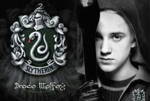 Harry Potter / Slytherin ♡ Draco / by Ellen Daal
