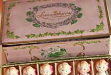 Vintage Toy Box / by Kari Badley-Degroot