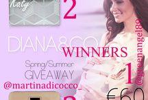 Diana&co Contest