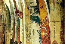 Cute boards / From surfing to longboarding
