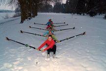 Roning rowing