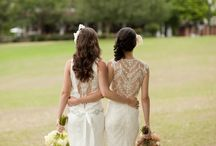 Wedding Dresses / Wedding Dress Inspiration
