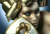 Crafts - Masks inspiration / by hinkeltje.com