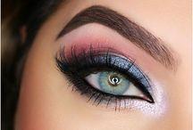 Dramatic Eye-makeup / Dramatic Eye-makeup