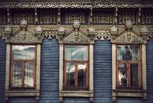exteriors / by sally scissors