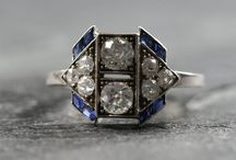 Art Deco / Bejeweling stuff