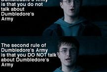 Harry Potter / by Rachel Lawrence