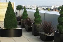 Roof Gardens / Create relaxing green spaces in the city