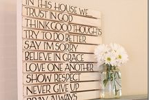 Home Decor... / by Kelly's