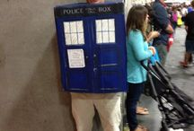 Who Life / Anything and everything Doctor Who related. / by Jessica Akers Huffman