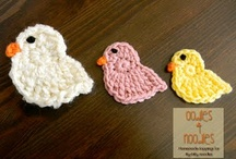 CRAFTS - Crochet: Free Patterns / by Aimee Cook
