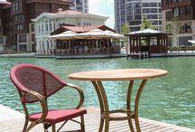 Bosphorus City, Residence / İnterior design http://www.5adesign.com.tr/45-haber-bosphorus-city-istanbul.html