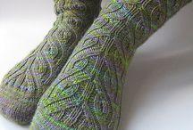 Вязание - носки