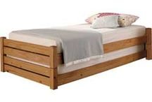 Beds wooden