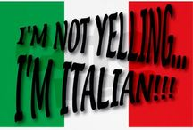 """Italy - """"Roots in the Boot!"""" / My sons are proud of their Italian heritage and wear their Italian surname with pride!  Celebrating """"All Things Italian"""" with this board!  (Di Loreto, Vecchione, Gentile, Quajanni, Scarnecchia, Volante, Calderone - a few of my husband's family names)."""
